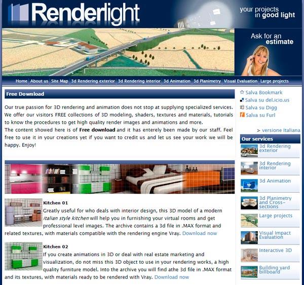 Render Light   www.renderlight.it