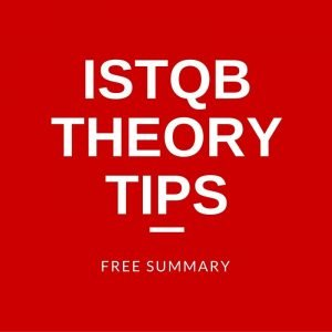 ISTQB Theory Tips