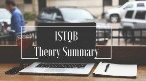 ISTQB Theory Summary